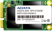 ssd adata premier pro sp310 msata 64gb sata3 photo