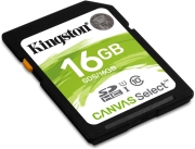 kingston sds 16gb canvas select 16gb sdhc uhs i class 10 photo