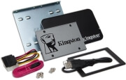 ssd kingston suv500b 120g uv500 120gb 25 sata 30 desktop notebook upgrade kit photo