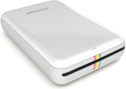 ektypotis polaroid zip mobile printer white photo