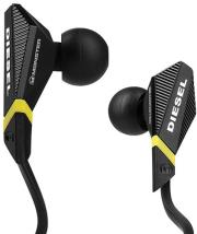 monster diesel vektr ultra performance in ear headphone photo