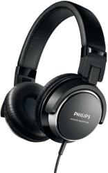 philips shl3260bk 27 dj style foldable adjustable headphones black photo