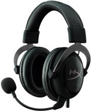 hyperx khx hscp gm cloud ii headset gun metal photo