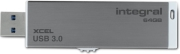 integral infd64gbxce30 xcel 30 64gb usb 30 flash drive photo