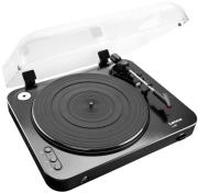 lenco l 85 turntable with usb direct recording black photo