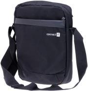 connect it ci 411 universal tablet bag 101 black photo