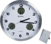 konig kn cl30n wall clock with outside unit photo