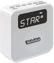 technisat digitradio flex dab fm portable radio with battery white photo