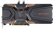 vga gigabyte aorus geforce gtx1080 ti waterforce xtreme edition 11g 11gb gddr5x pci e retail photo