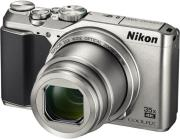 nikon coolpix a900 silver photo