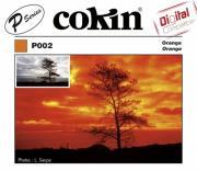 cokin filter p002 orange photo