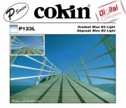 cokin filter p123l gradual blue 2 light photo
