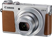 canon powershot g9x mark ii silver photo