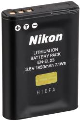 nikon en el23 rechargeable li ion battery photo
