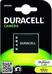 duracell dr9664 replacement battery for olympus li 40b nikon en el10 37v 630mah photo