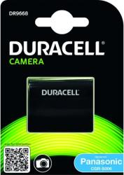 duracell dr9668 replacement battery for panasonic cga s006 74v 700mah photo