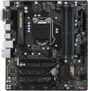 mitriki gigabyte ga b250m d3h retail photo