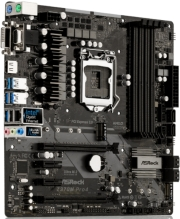 mitriki asrock z370m pro4 retail photo