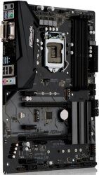 mitriki asrock h370 pro4 retail photo