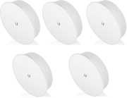 ubiquiti pbe m5 300 iso 5 powerbeam m5 iso 5ghz 22dbi 80211n with rf isolated reflector 5 pack photo