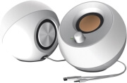 creative pebble modern 20 usb desktop speakers white photo