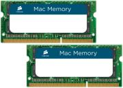 ram corsair cmsa8gx3m2a1066c7 so dimm 8gb 2x4gb pc3 8500 dual channel kit for mac photo