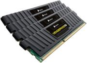 ram corsair cml32gx3m4a1600c10 vengeance lp 32gb 4x8gb ddr3 1600miz quad channel kit photo