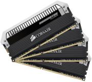 ram corsair cmd32gx3m4a1600c9 dominator platinum 32gb 4x8gb ddr3 1600mhz quad channel kit photo