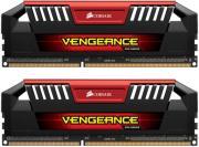 ram corsair cmy8gx3m2a2800c12r vengeance pro red 8gb 2x4gb ddr3 2800mhz dual channel kit photo