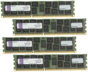 kingston kvr16r11d4k4 64i 64gb 1600mhz ddr3 ecc reg cl11 kit of 4 w ts intel photo