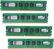 ram kingston kvr1333d3n9hk4 32g 32gb 4x8gb ddr3 pc3 10600 1333mhz cl9 value ram quad kit photo