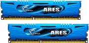 ram gskill f3 2400c11d 8gab 8gb 2x4gb ddr3 2400mhz cl11 ares dual channel kit photo