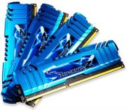 ram gskill f3 2400c11q 32gzm 32gb 4x8gb ddr3 2400mhz ripjawsz quad channel kit photo