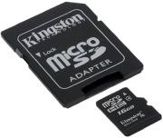 kingston sdc4 16gb 16gb micro sdhc class 4 sd adapter photo