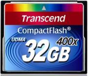 transcend 32gb mlc 400x compact flash photo