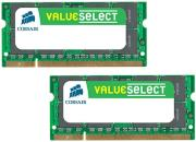 ram corsair vs4gsdskit667d2 so dimm ddr2 4gb 2x2gb pc5300 667mhz dual channel kit photo