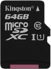 kingston sdc10g2 64gbsp micro sdxc 64gb uhs i class 10 photo