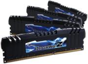 ram gskill f3 12800cl8q 16gbzh 16gb 4x4gb ddr3 pc3 12800 1600mhz ripjawsz quad channel kit photo