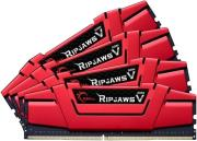 ram gskill f4 2133c15q 32gvr 32gb 4x8gb ddr4 2133mhz ripjaws v quad channel kit photo