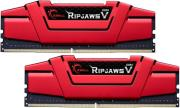 ram gskill f4 3000c15d 32gvr 32gb 2x16gb ddr4 3000mhz ripjaws v dual channel kit photo