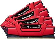 ram gskill f4 3400c16q 64gvr 64gb 4x16gb ddr4 3400mhz ripjaws v quad channel kit photo