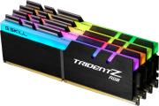 ram gskill f4 3600c16q 32gtzr 32gb 4x8gb ddr4 3600mhz trident z rgb dual channel kit photo