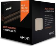 cpu amd fx 8350 40ghz 8 core with wraith cooler box photo