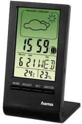 HAMA 75297 TH100 LCD THERMOMETER HYGROMETER & ALARM