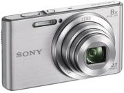 sony cybershot dsc w830 silver photo