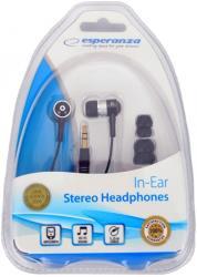esperanza eh128 in ear stereo earphones photo