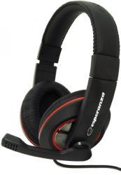 esperanza eh118 stereo headphones with microphone sonata photo