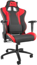 genesis nfg 0751 nitro 770 gaming chair black red photo