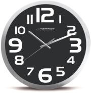esperanza ehc013k wall clock zurich black photo