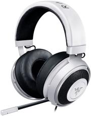 razer kraken pro v2 analog gaming headset white photo